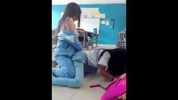 Video viral de colegialas puteando