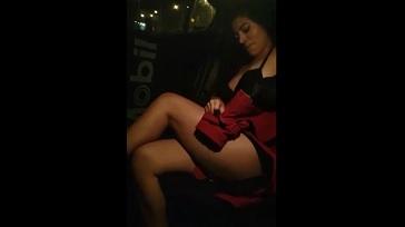 Charapa Stefany Ramirez grabada por el taxista 364x204