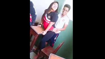 En la escuela xxx